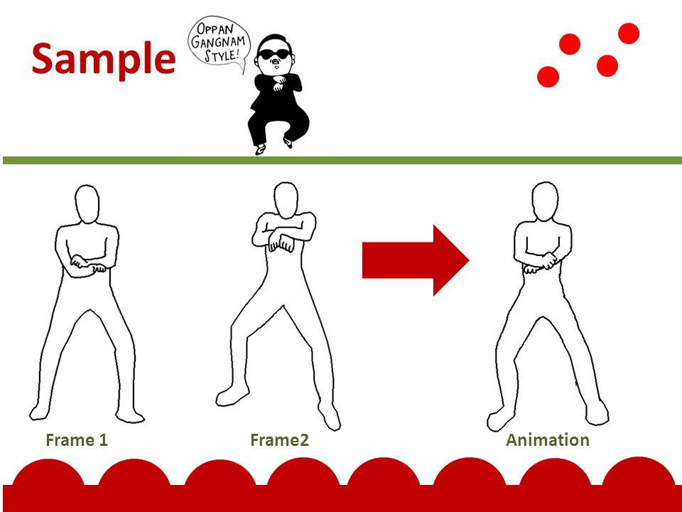 Sample Frame 1 Frame2 Animation