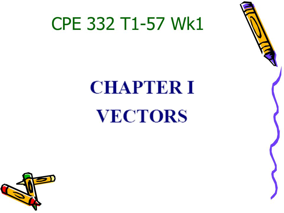 Direction Cosine/Ratio Vector สามารถเขียนเป็นสองส่วนประกอบ –ขนาด สามารถหาได้ง่าย กรณี Position Vector –ทิศทาง คือ Unit Vector ที่มีทิศทางเดียวกันกับ Vector นั้น ทิศทาง สามารถแตกเป็น Component Vector บนแต่ละ แกนได้ด้วย ทิศทางสามารถกำหนดด้วยมุมที่ทำกับแต่ละแกนได้ด้วย ทั้งสองแบบนี้ สัมพันธ์กันทางตรีโกณมิติ โดยการกำหนด ด้วยค่า Cosine ของมุม เรียก Direction Cosine
