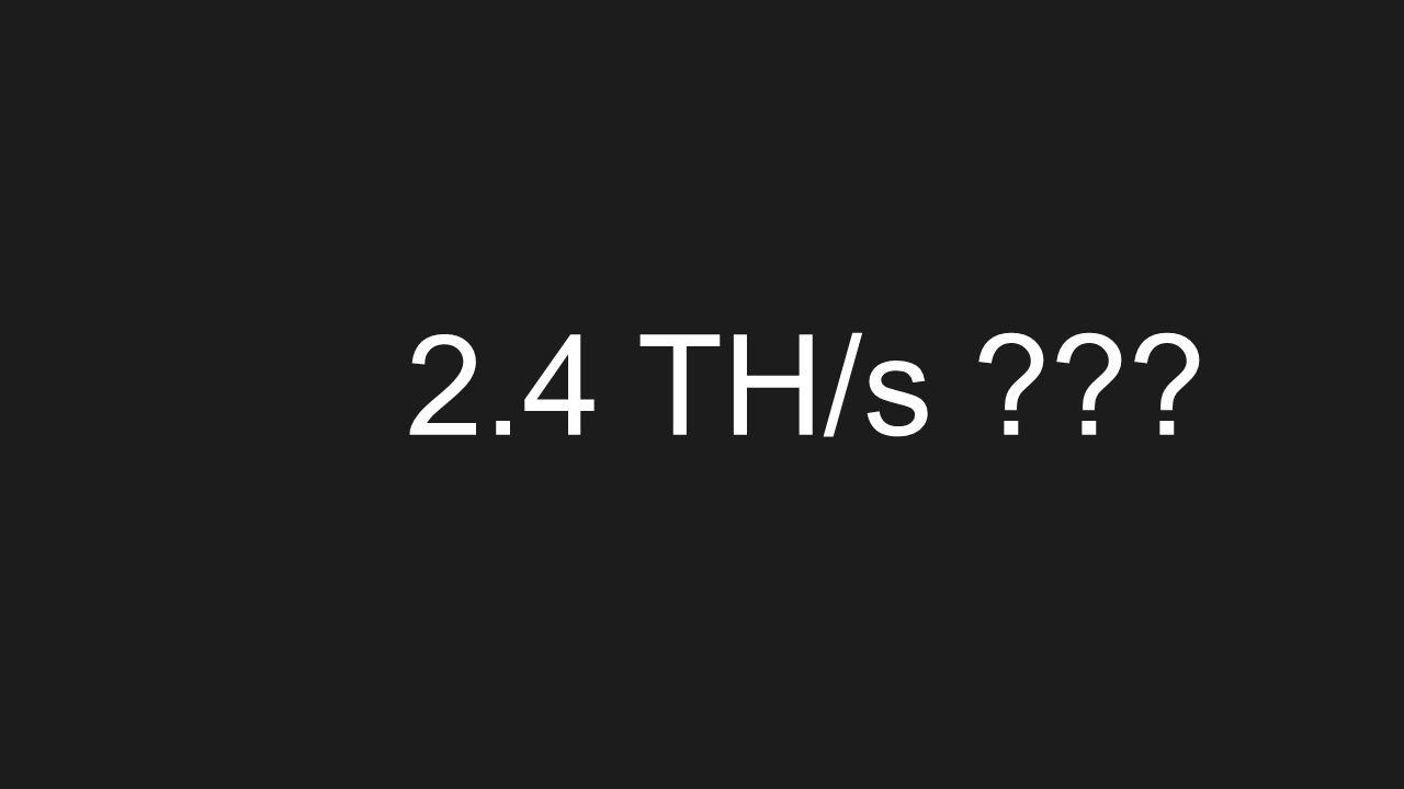 2.4 TH/s