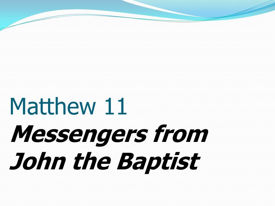 10 This is he of whom it is written, 'Behold, I send my messenger before your face, who will prepare your way before you.' 10 คือยอห์นนี้แหละ ที่พระ คัมภีร์กล่าวถึงว่า เราใช้ ทูตของเราไปข้างหน้าท่าน ผู้นั้นจะเตรียมมรรคาของ ท่านไว้ข้างหน้าท่าน