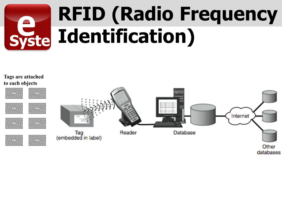 RFID (Radio Frequency Identification) e Syste m