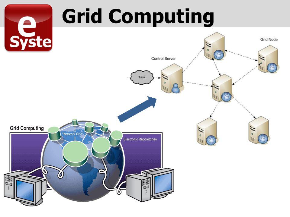 e Grid Computing