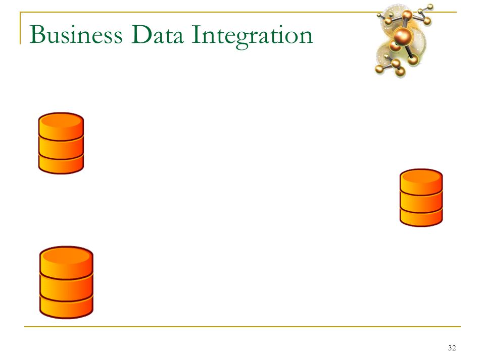 32 Business Data Integration