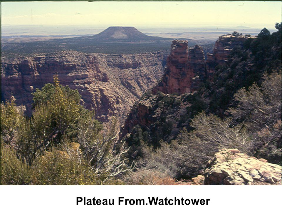Plateau From.Watchtower